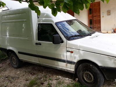 käytetty Fiat Fiorino