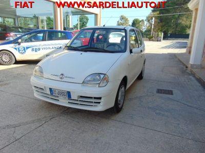 usata Fiat Seicento 1.1 active (imp. gpl). benzina