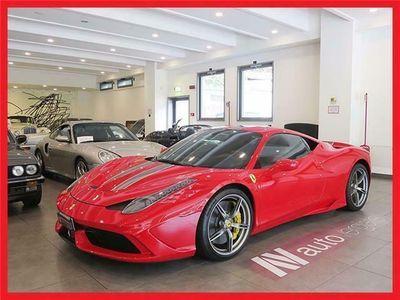usata Ferrari 458 speciale * ufficiale italiana *