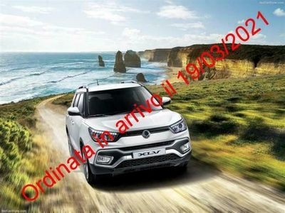 usata Ssangyong XLV 1.6 2WD Bi-fuel GPL Be Visual