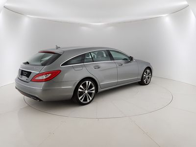 usata Mercedes CLS350 Shooting Brake CLS Classe Cls (x/c218)Cdi Sw Blueefficiency 4matic