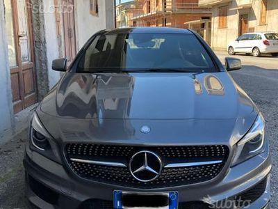 gebraucht Mercedes CLA220 premium amg AUTOMATICA