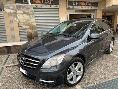 usata Mercedes R350 CDI cat 4Matic Premium Lunga 7 posti