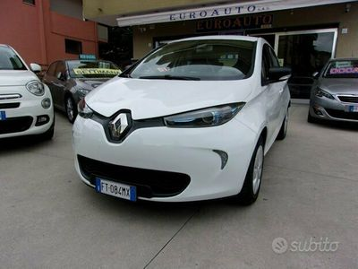 usata Renault Zoe life r90 41kw di proprieta' - 2019