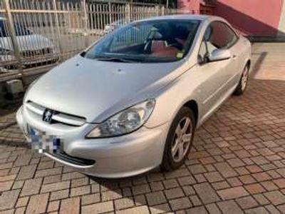 usata Peugeot 307 CC 2.0 16V Benzina