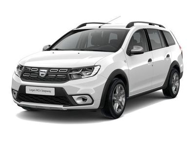usata Dacia Logan MCV Stepway 1.5 Blue dCi 95CV Start&Stop nuovo