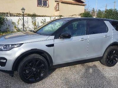 usado Land Rover Discovery Sport Hse Sd4 Luxury 190 cv