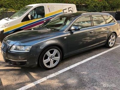 usata Audi A6 3.0 Tdi quattro s line