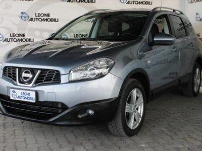 käytetty Nissan Qashqai +2 2.0 dCi DPF 4WD aut. n-tec usato