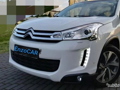 usata Citroën C4 Aircross HDi 115 S&S 4WD Exclusive