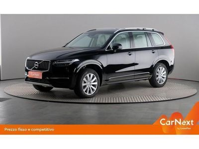 used Volvo XC90 D4 Geartronic 7 Posti Business Plus
