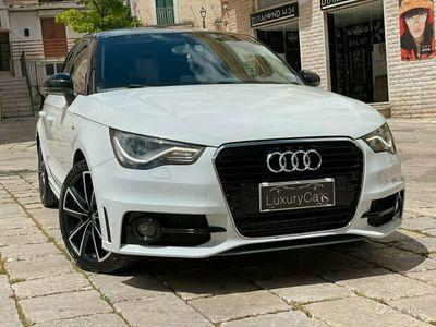 usata Audi A1 Sportback 1.6 TDI 90 Cv S LINE XENO NEOPAT