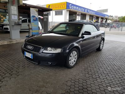 usata Audi A4 Cabriolet 2.5 TDI full optional 2005