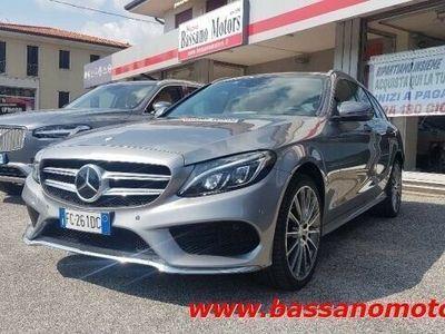 usata Mercedes C220 d S.W. 4Matic Auto Premium Force