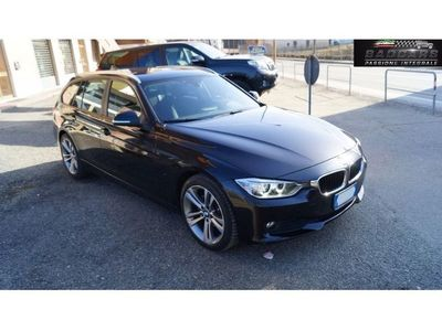 usata BMW 320 D TOURING 184CV BUSINNES AUTOMATICA CON SOLO 75.000 K