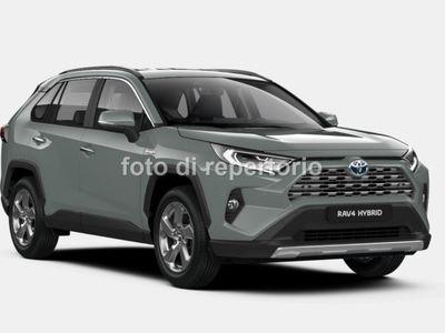 gebraucht Toyota RAV4 2.5 Hybrid E-CVT (4WD) Lounge