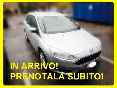 usata Ford Focus NewSW 1.5 EcoBlue 120 CV In Garanzia