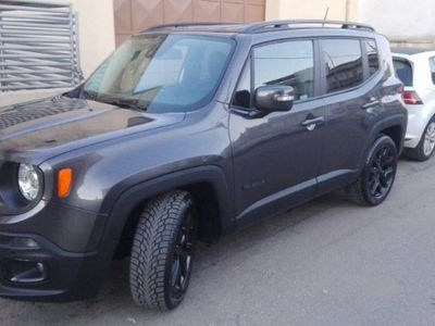 used Jeep Renegade - 2017