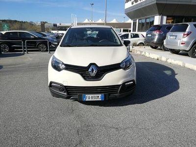 used Renault Captur 1.5 dci Life wave 90cv E6
