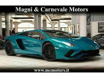 usata Lamborghini Aventador S|SPECIAL PAINT|FULL CARBON PACK|SENSONUM|FULL