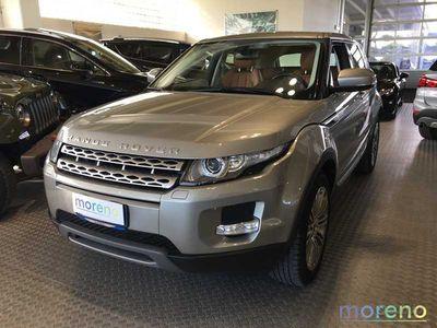 usata Land Rover Range Rover evoque 2.2 SD4 190 CV Prest