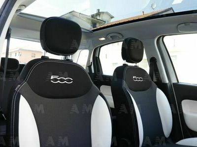 usata Fiat 500L 1.3 Multijet 95 CV Dualogic Trekking Tetto Pelle