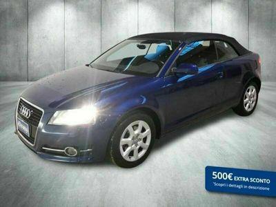 usata Audi A3 Cabriolet cabrio 1.6 tdi Young Edition