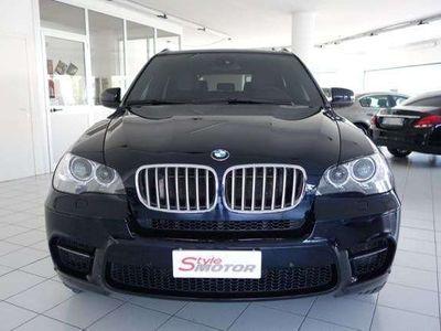 usata BMW X5 M50D IPERFULL: EMISSIONI E CONSUMI