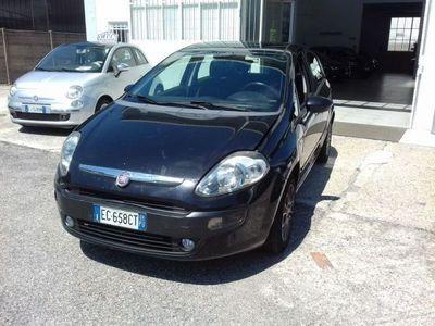 usata Fiat Grande Punto Grande Punto 1.3 MJT 75 CV 5 porte Actual