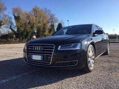 usata Audi A8L 3.0 TDI 258 CV clean diesel quattro