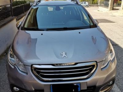 second-hand Peugeot 2008 - 2015 allure
