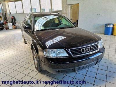 brugt Audi A6 2.5 V6 TDI cat Avant Ambition rif. 11165894