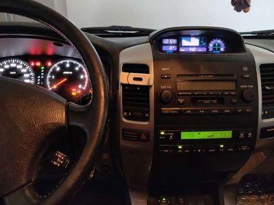 usata Toyota Land Cruiser 3.0 D-4D 16V cat 3 porte aut. Executive