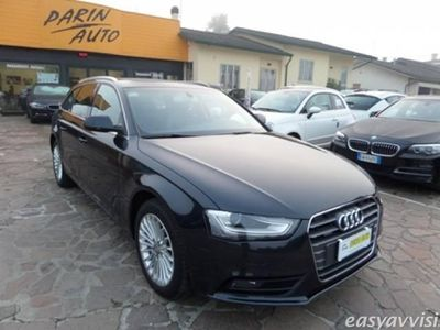 usata Audi A4 Avant 2.0 TDI 177 CV quattro Stronic Business plus