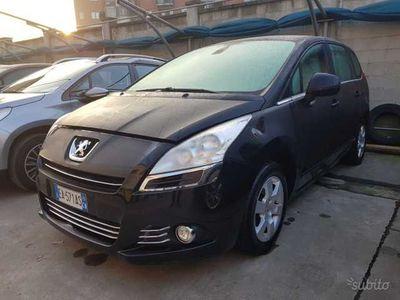 usata Peugeot 5008 1.6 HDi 110CV Tecno 7 P.ti