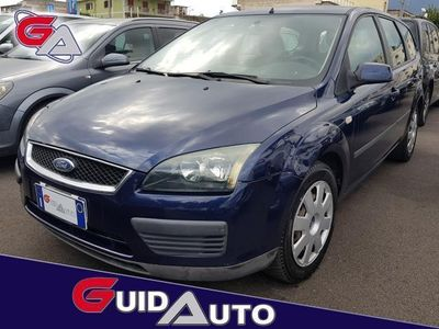 brugt Ford Focus Station Wagon 1.6 TDCi S.W. DPF