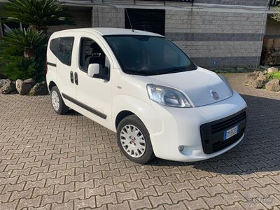 usata Fiat Qubo 1.3 Diesel km 77500 autocarro 5 posti