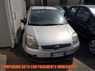 used Ford Fiesta 1.4 TDCi 5p. Collection rif. 9909147