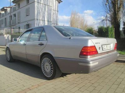 usata Mercedes S500 500 SE