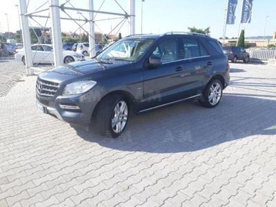 usata Mercedes ML250 BlueTEC 4Matic Premium