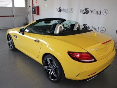 usata Mercedes 300 SLK Roadster SLC