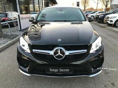 brugt Mercedes GLE350 d 4Matic Coupé Sport ** AMG **