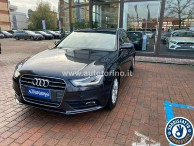 usata Audi A4 avant 2.0 tdi Advanced 143cv