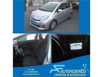 usata Toyota Verso-S 1.4D MT Active ---GARANTITA---