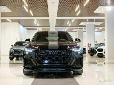usata Audi RS Q8 4.0 mhev Quattro 600cv auto Dynamic