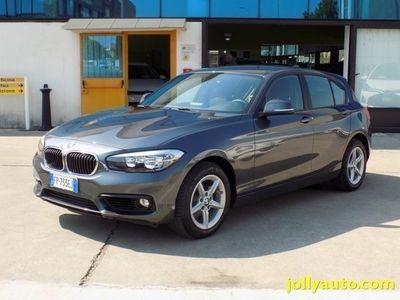 usata BMW 118 d 5p Advantage Automatica E6 Cremosano
