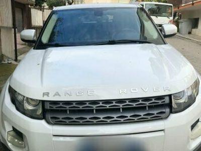 usata Land Rover Range Rover evoque -2012