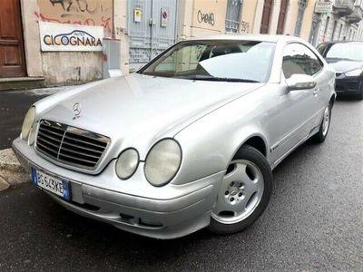 usata Mercedes CLK200 Kompressor Aut. Elegance Evo