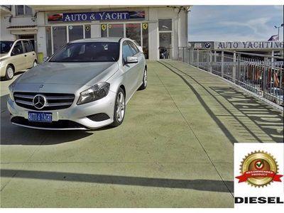 usata Mercedes A180 CDI BlueEFFICIENCY Automatic Sport 12 MesiGaranzi
