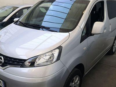 used Nissan Evalia 1.5 dCi 8V 110 CV n-tec 7 posti